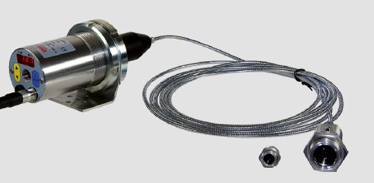 光纤探头型红外测温仪