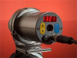 铸造专用在线式红外测温仪 CellaCast