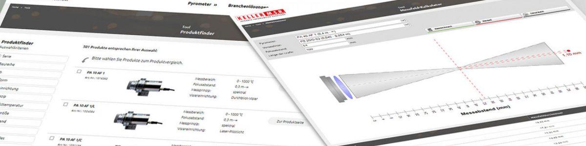 CellaView软件图形显示,读取和记录测量数据