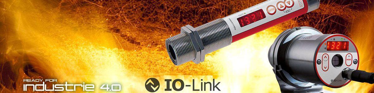 智能高温计 CellaTemp PX具有IO-Link接口